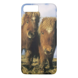 シェトランド諸島子馬、本土のシェトランド諸島島、 iPhone 8 PLUS/7 PLUSケース