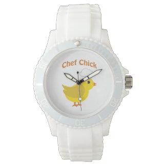 シェフのひよこ 腕時計