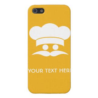 シェフのカスタムなiPhoneのケース iPhone SE/5/5sケース
