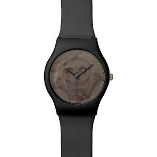 シェフのスカルの腕時計 腕時計
