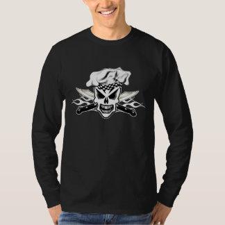 シェフのスカル2 Tシャツ