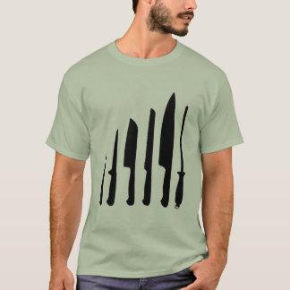 シェフのナイフ Tシャツ