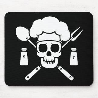 シェフの海賊 マウスパッド