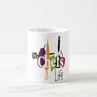 シェフの生命 コーヒーマグカップ