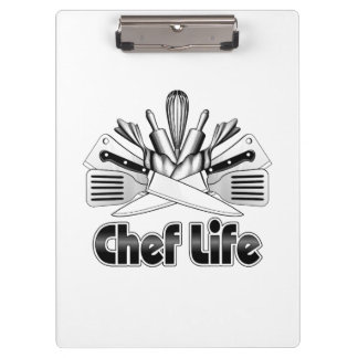 シェフの生命: 台所道具 クリップボード