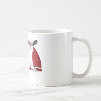 シェフのKendraのギア コーヒーマグカップ