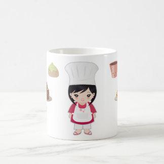 シェフ コーヒーマグカップ