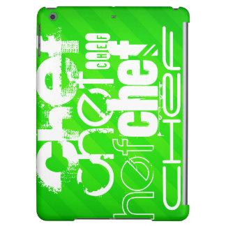 シェフ; ネオン緑のストライプ