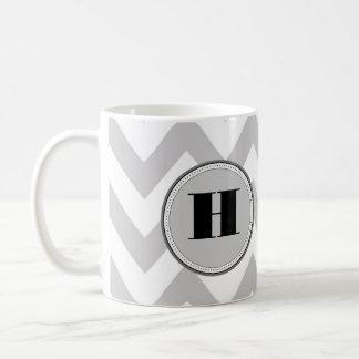 シェブロンのコーヒー・マグ コーヒーマグカップ