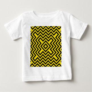 シェブロンの蜂 ベビーTシャツ
