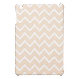 シェブロンのiPad Miniケース-麻布 iPad Miniカバー