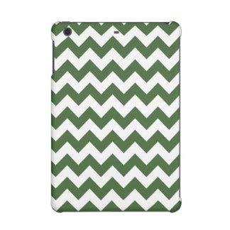 シェブロン深緑色のパターン