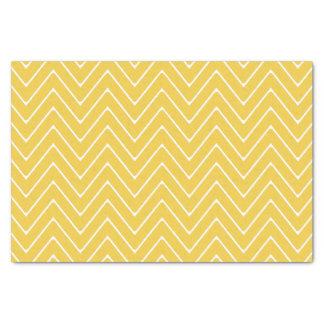 シェブロン黄色く白いパターン2A 薄葉紙