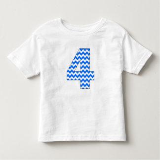 シェブロン4 トドラーTシャツ