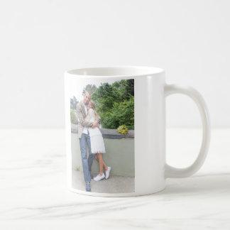 シェリー酒 + Joshの結婚式のマグ コーヒーマグカップ