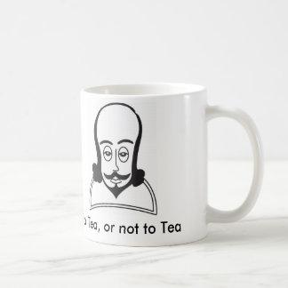 シェークスピアのマグ コーヒーマグカップ