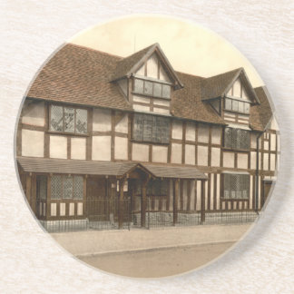 シェークスピアの出生地、StratfordにAvon コースター