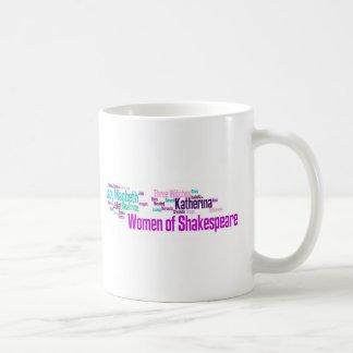 シェークスピアのstoriの女性によってインスパイア項目 コーヒーマグカップ