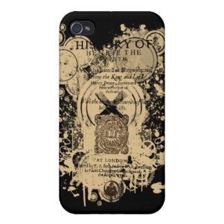 シェークスピアヘンリー四世の部IのQuartoの前部部分 iPhone 4/4Sケース