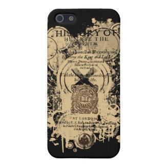 シェークスピアヘンリー四世の部IのQuartoの前部部分 iPhone 5 カバー