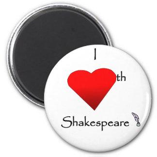 シェークスピア愛 マグネット