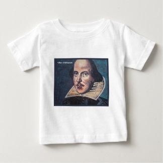 シェークスピア ベビーTシャツ