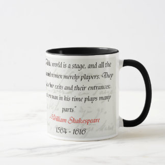 シェークスピア マグカップ