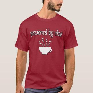 シェ著動力を与えられる Tシャツ