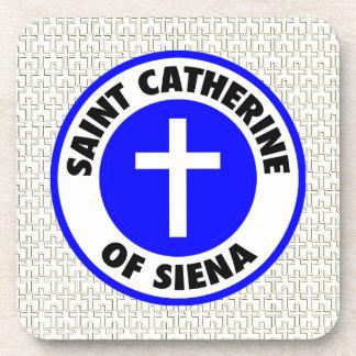 シエナの聖者キャサリン コースター