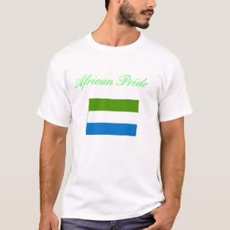 シエラレオネのプライド Tシャツ