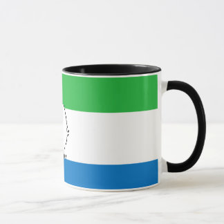 シエラレオネのマグ マグカップ