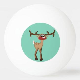 シカのピンポン球 卓球ボール