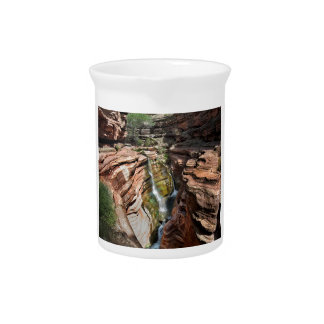 シカの入り江は滝2を-グランドキャニオン狭くします ピッチャー