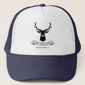 シカの入り江牧場帽子 キャップ