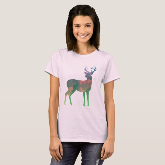 シカの夢 Tシャツ