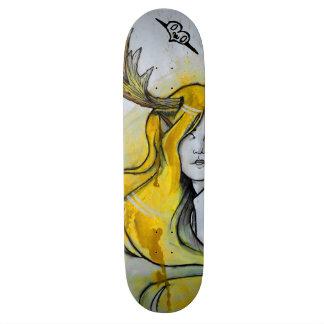 シカの女の子板 スケートボード