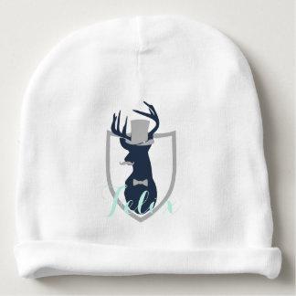 シカの小さい人の赤ん坊の綿の帽子 ベビービーニー