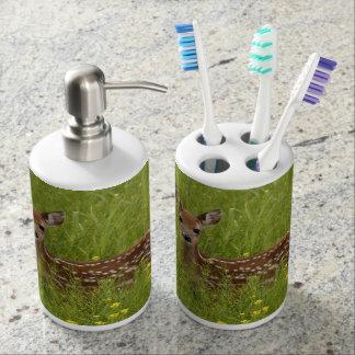 シカの浴室の付属品 バスセット