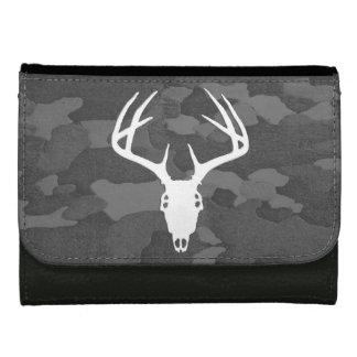 シカの狩りのスカルw/Antlers