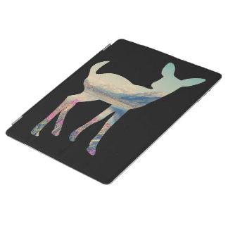シカの芸術 iPadスマートカバー