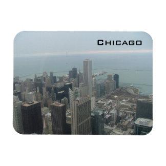 シカゴおよびミシガン湖 マグネット