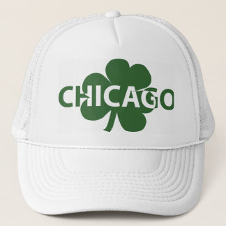 シカゴのアイルランドのシャムロックの帽子 キャップ