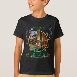 シカゴのアイルランド語1920年 Tシャツ