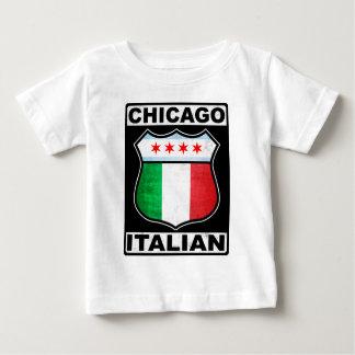 シカゴのイタリアンなアメリカ人 ベビーTシャツ