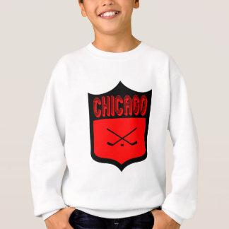 シカゴのカスタムな盾Design5 スウェットシャツ