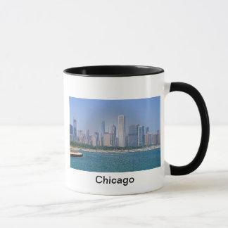 シカゴのスカイライン マグカップ
