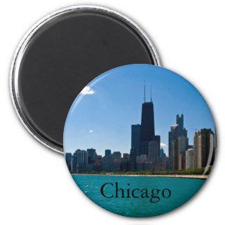シカゴのスカイライン マグネット