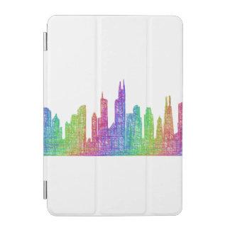 シカゴのスカイライン iPad MINIカバー