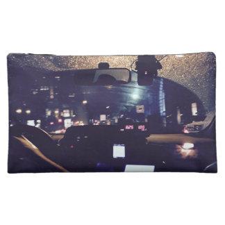 シカゴのタクシーの乗車の化粧のバッグ コスメティックバッグ