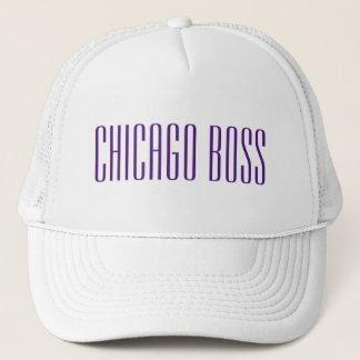 シカゴのボスの帽子 キャップ